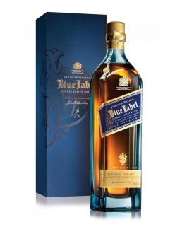 JOHNNIE WALKER BLUE LABEL x 750