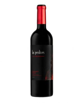 LAS PERDICES ALA COLORADA CABERNET FRANC x 750