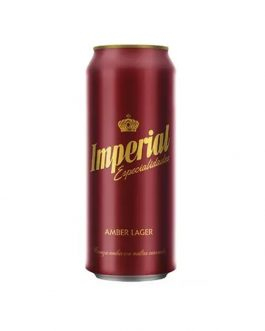 IMPERIAL AMBER LAGER LATA 473 X 6